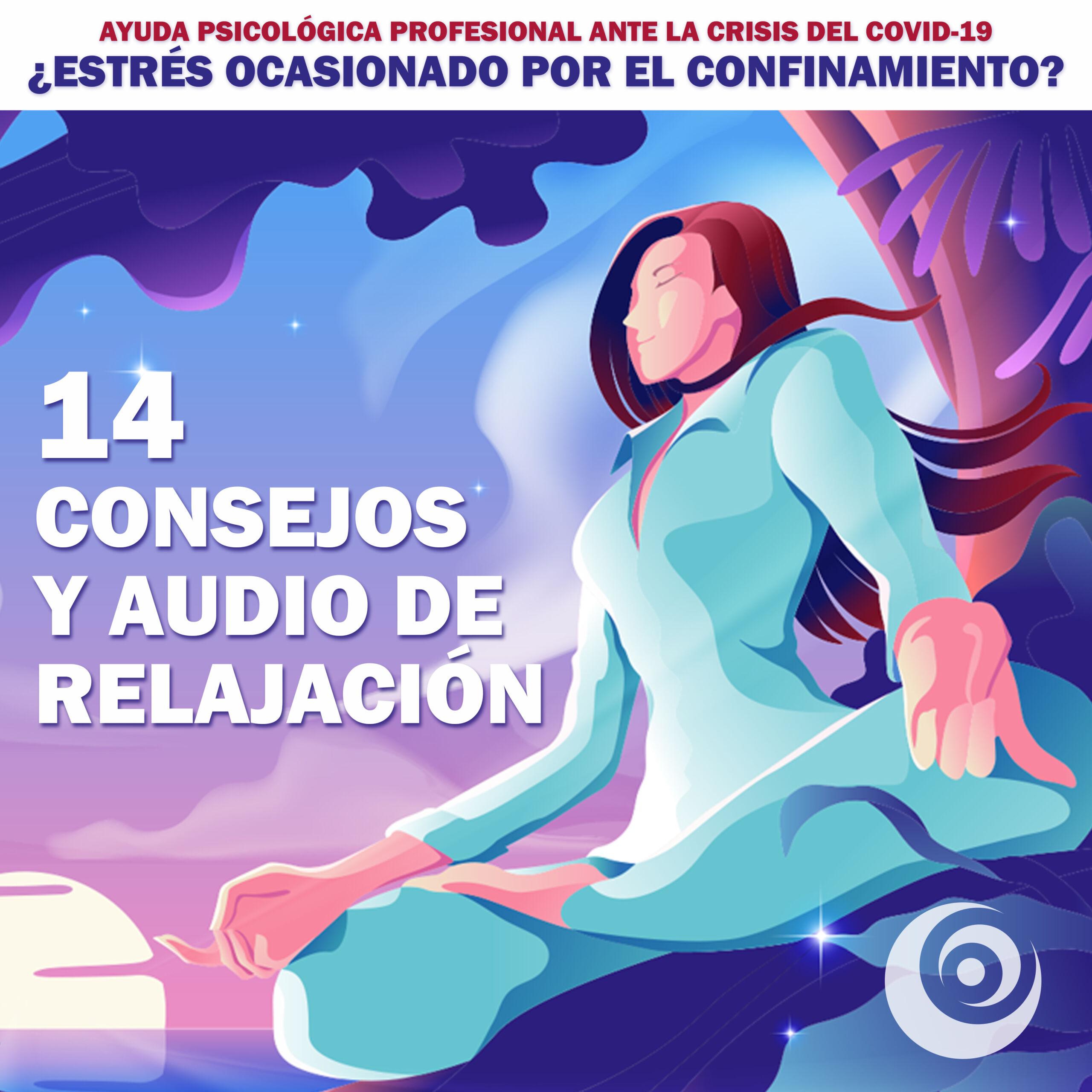 14 CONSEJOS ANTE CONFINAMIENTO COVID 19 CORONAVIRUS
