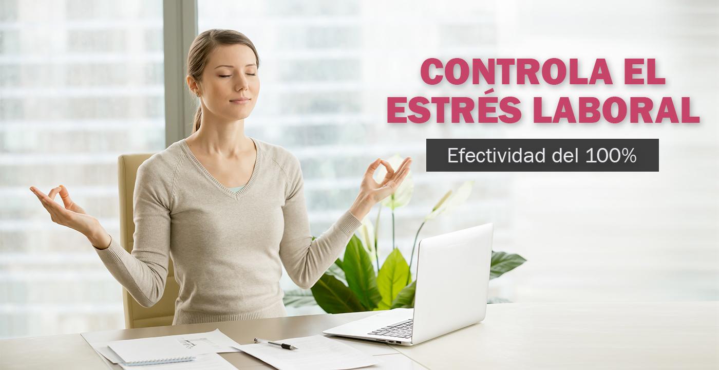 controla el estrés laboral